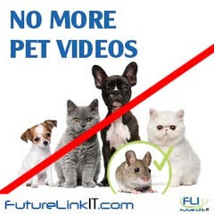 We regret to inform you that we can no longer store your pet videos